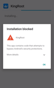 KingRoot installation step 4