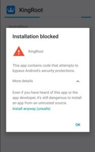 KingRoot installation step 5